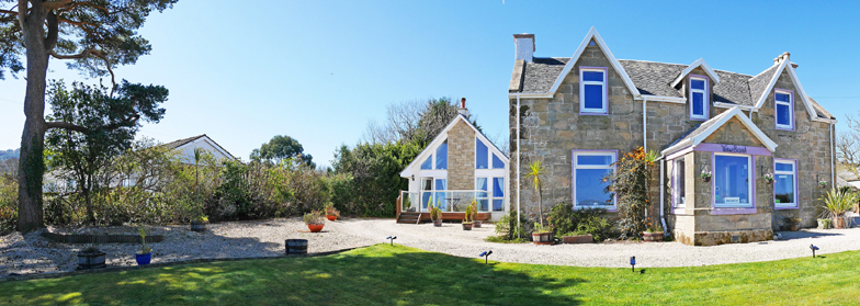 Viewbank Cottage Self Catering Sleeps 4 – Isle of Arran B&B Accommodation