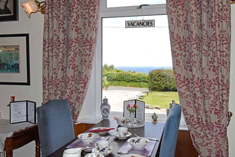 Viewbnak – Isle of Arran B&B Accommodation. Bed & Breakfast Guest House