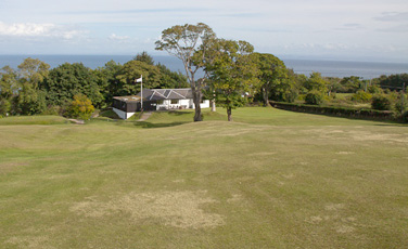 Viewbank House, Isle of Arran – Whiting Bay, Golf Course